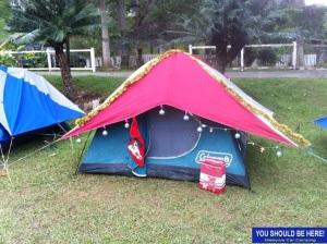 christmas Deco1_ MalaysiaCarCamping