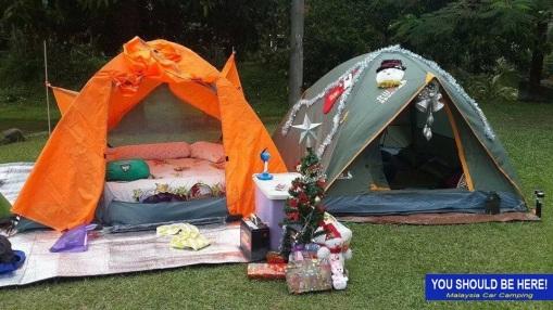 christmas Deco6_ MalaysiaCarCamping