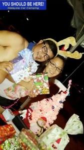christmas gift exchange2_ MalaysiaCarCamping