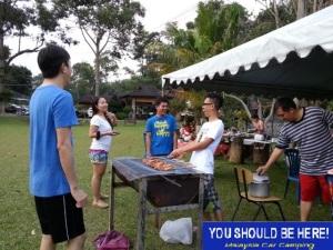 christmas_camping_bbq_MalaysiaCarCamping