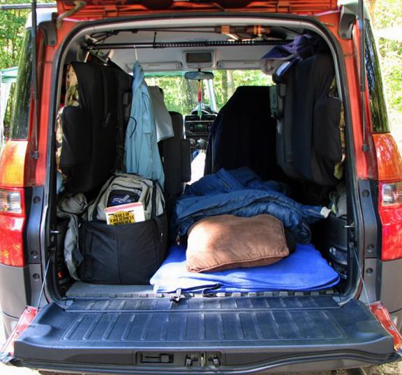 DIY Car Camping Ideas