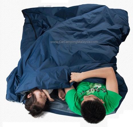 sleeping-bag-car-camping-malaysia