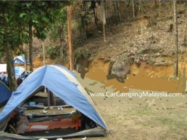 Campsite-Kalumpang-resort-car-camping-malaysia