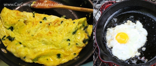 fried_egg_omelet_car_camping_malaysia