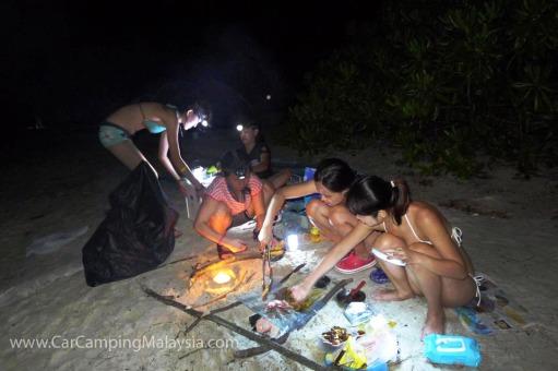 bbq-monkey-beach-penang-car-camping-malaysia-2