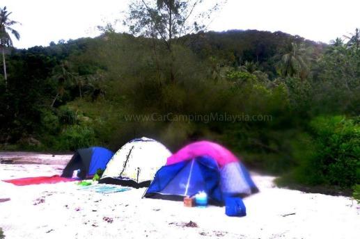 camping-monkey-beach-penang-car-camping-malaysia